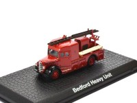 1:72 Bedford WLG Heavy Unit Fire Brigade 1945