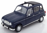 1:18 RENAULT 4 1965 Copenhague Blue