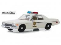 """1:43 DODGE Monaco """"Hazzard County Sheriff"""" 1975  (из к/ф """"Смоки и бандит"""")"""