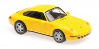 1:43 Porsche 911 (993) - 1993 (yellow)