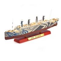 "1:1250 Транспортно-госпитальное судно HMT ""OLYMPIC"" 1916"