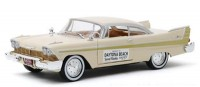 "1:24 PLYMOUTH Fury ""Daytona Beach Speed Weeks February 3-17"" 1957"