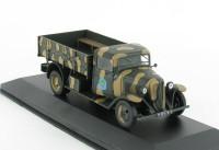 1:43 CITROEN Type 23 49. Batalion de Chars de Combat Tannay Франция 1940
