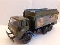 1:43 КАМский грузовик-4310 с 23 Февраля