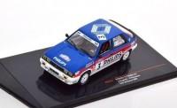 "1:43 RENAULT 11 Turbo #3 ""Philips"" Ragnotti/Thimonier Rally Tour de Corse 1987"