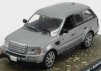 "1:43 RANGE ROVER Sport ""Quantum of Solace"" 2008 Silver"