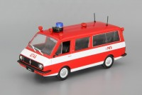 """1:43  # 12  РАФ-22034 АШ """"Латвия"""" Пожарный Штаб"""