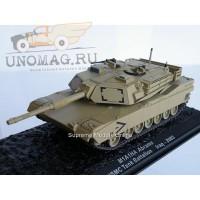 1:72 M1A1HA Abrams 1 USMC Tank Battalion Iraq  2003