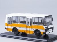 1:43 Павловский автобус 32051 городской