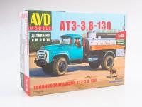 1:43 Сборная модель Топливозаправщик АТЗ-3,8-130