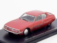 1:43 CITROEN SM #63 SM World Ltd Land Speed Trials Bonneville Rekordfahrzeug 206 mph (332 km/h) S.Hathaway 1987