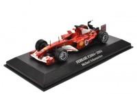 "1:43 FERRARI F2004 #1 Michael Schumacher ""Scuderia Ferrari"" Чемпион мира 2004"