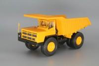 1:43 Карьерный самосвал БелАЗ-7548 - желтая кабина