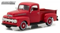 1:43 FORD F-1 пикап 1951 Coral Flame