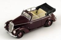 1:43 Mercedes-Benz 220 A Cabrio (W187) - burgundy