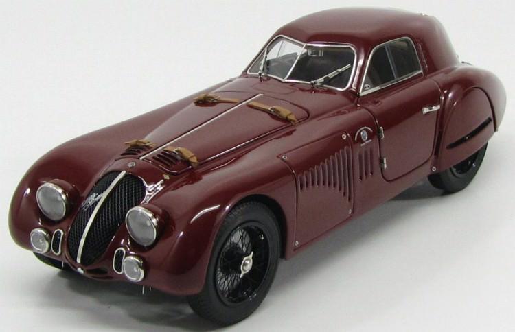1:18 Alfa Romeo 8C 2900 B Speciale Touring Coupe, 1938