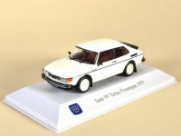 1:43 SAAB 99 Turbo Prototype 1977 White