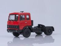 1:43 МАЗ 5432 седельный тягач (ранняя кабина) [откидывающаяся кабина] (красный)