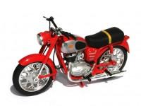 1:24 мотоцикл PANNONIA 250 TLF 1958