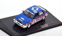 "1:43 RENAULT 11 Turbo #8 ""Philips"" Chatriot/Perin Rally Tour de Corse 1987"