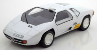 1:18 MERCEDES-BENZ CW 311 Buchmann 1978 Metallic White