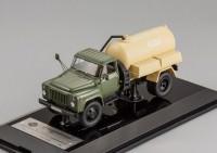 1:43 Горьковский грузовик тип АВВ-3,6 Автомобиль-цистерна для перевозки воды (1984 г.), L.e. 360 pcs.