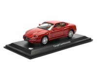 1:43 MASERATI Coupé Cambiocorsa 2002 Red