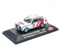 1:43 FORD Escort RS1800 #2 B.Waldegaard/H.Thorszelius Чемпион мира 2 место Rally Monte Carlo 1979