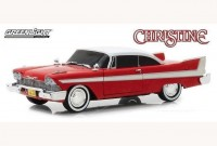 "1:24 PLYMOUTH Fury 1958 Evil Version (из к/ф ""Кристина"" 1983)"