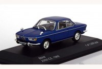 1:43 BMW 2000 CS 1966 Metallic Blue