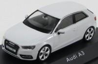 1:43 Audi A3 2012 White