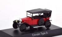 1:43 CITROEN Type A 1919 Red