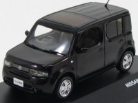 1:43 Nissan Cube 15 X 2009 (bitter chocolate)