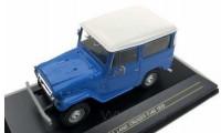 1:43 TOYOTA LAND CRUISER FJ 40 4х4 1973 Blue