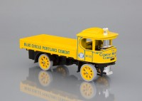 "1:64 Atkinson Model D Steam Wagon ""Blue Circle Portland Cement"" (1918)"