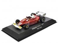 """1:43 FERRARI 312T2 #11 Niki Lauda """"Scuderia Ferrari"""" Чемпион мира 1977"""