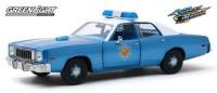 "1:24 PLYMOUTH Fury ""Arkansas State Police"" 1975 (из к/ф ""Смоки и бандит"")"