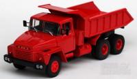 1:43 КрАЗ 251 самосвал (1979-1981) (красный)