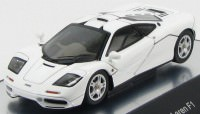 1:43 McLaren F1 road car short tail 1994 (всё открывается) (white)