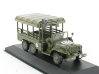 1:43 Dodge WC63 1 1/2 ton 6x6 704th Tank Destroyed Battalion Arracourt Франция 1944