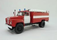 1:43 Горьковский грузовик тип АЦ-30(53-12)-106Г