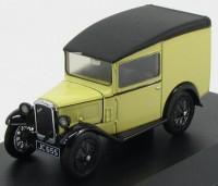 1:43 AUSTIN Seven RN Van Primrose 1932