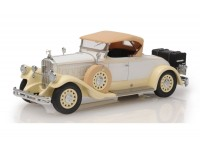 1:43 Pierce Arrow Model B Roadster 1930 closed roof (beige)