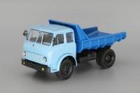 1:43 МАЗ-503 (1963) самосвал, голубой / синий