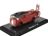 1:72 DENNIS F12 London Fire Brigade 1946