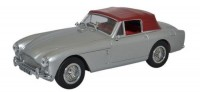 1:43 ASTON MARTIN DB2 MkIII Cabriolet 1958 Snow Shadow Grey