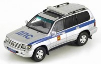 1:43 Toyota Land Cruiser 100 ДПС Москва