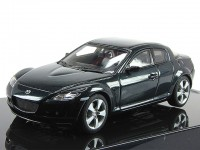 1:43 Mazda RX-8 (LHD) 2003 (nordic green)