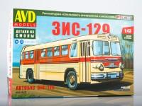 1:43 Сборная модель ЗИС-129
