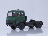 1:43 МАЗ 5432 седельный тягач (ранняя кабина) [откидывающаяся кабина] (зеленый)